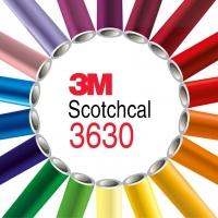 Пленка 3М 3630 для световой рекламы, Полупрозрачная