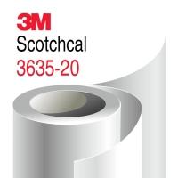 Пленка 3М 3635-20 для световой рекламы, Светоблокирующая