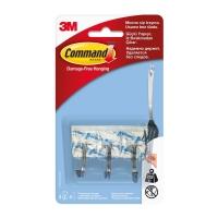 Крючки 3M Command™ 17067CLR для столовых приборов, Прозрачный