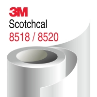 Ламинат 3М Scotchcal 8518 для 3D поверхностей
