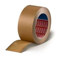 Упаковочная лента tesa® 4313 бумажная, 107 мкр