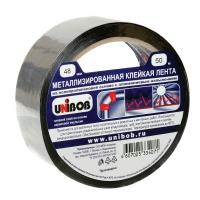 Металлизированная лента UNIBOB® с алюминиевым напылением, 50 мкр