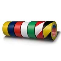 Сигнальная лента tesa® 60760 для разметки и маркировки, 150 мкр