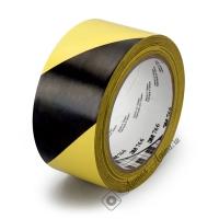 Сигнальная лента 3M™ 766i для разметки и маркировки, 125мкр