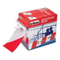 Оградительная лента UNIBOB® в коробке-диспенсере, 150м:70мм