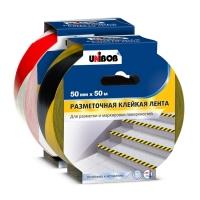 Сигнальная лента UNIBOB® для разметки и маркировки, 150мкр