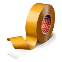 Двусторонняя ПЭТ лента tesa® 4965 с бумажным лайнером, 205 мкр