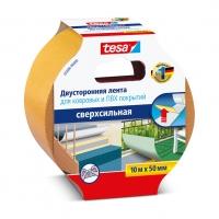 Двусторонняя лента tesa® 5687 для напольных покрытий, 200мкр