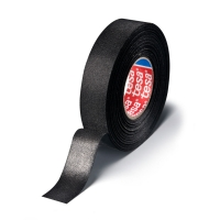 Тканевая изолента tesa® 51025 для жгутования проводки, 25м:19мм