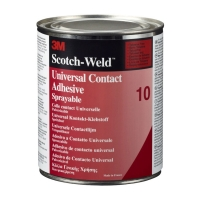 Клей контактный Scotch-Weld™ 10 универсальный, Желтый, 1л