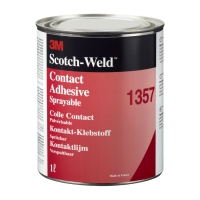Клей контактный Scotch-Weld™ 1357 Зеленый, 1л