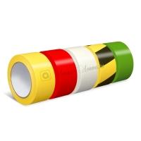 Сигнальная лента Jessup® 2200 для разметки и маркировки, 150мкр