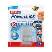 Крючок водостойкий Powerstrips® 59766 для зубных щёток до 2кг