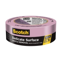 Малярная лента Scotch Blue™ 2080 для деликатных поверхностей