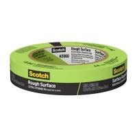 Малярная лента Scotch™ 2060 для грубых поверхностей, 55м:24мм