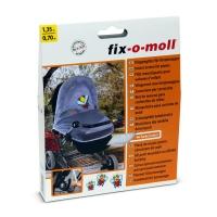 Москитная сетка для детской коляски fix-o-moll®, 0.7x1.35м