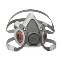 Полумаска 3M™ 6000-серия для защиты органов дыхания