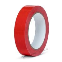 Клейкая лента VOLZ® 1004 на ПВХ основе, Красная, 55мкр