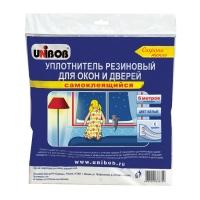 Резиновый уплотнитель UNIBOB®, E-профиль