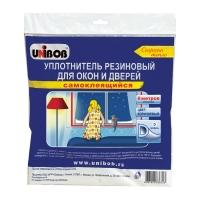 Резиновый уплотнитель UNIBOB®, D-профиль