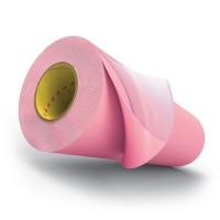 Флексо лента 3M™ 19-серия мягкая, Розовая, 22,9м:457мм