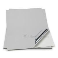 Лист этикеточный 3M™ 7903 для печати, Зеркальный