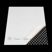 Лист пломбировочный 3M™ 7937 для печати, Белый матовый