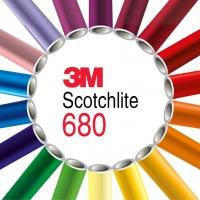 Пленка 3М Scotchlite 680 световозвращающая