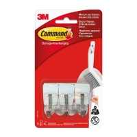 Крючки 3M Command™ 17067 для столовых приборов, Белый