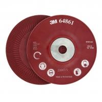 Оправки 3M™ для фибровых шлифовальных кругов