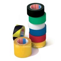 Сигнальная лента tesa® 4169 для разметки пола, 180 мкр