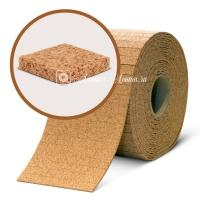 Пробковая прокладка удаляющаяся без следов, толщина 2/3/4 мм
