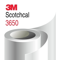 Графическая пленка 3М Scotchcal 3650 для 3D пов. Среднесрочная