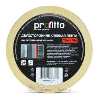 Двусторонняя лента Profitto® для внутренних работ, 1000мкр