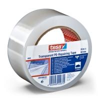 Полиэтиленовая лента tesa® 4668, Прозрачная и плотная, 33м:50мм
