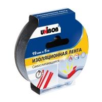 Изолента UNIBOB®, Самослипающаяся, 5м:19мм