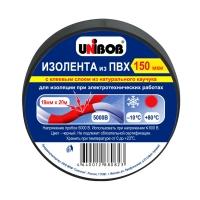 Изолента ПВХ UNIBOB® общего применения, 130/150мкр