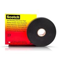 Изолента 3M™ Scotch® 23 самовулканизирующаяся до 69кВ