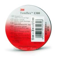 Изолента ПВХ 3M™ Temflex™ 1300 общего применения, 130мкр