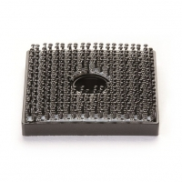 Пластиковая площадка DUOTEC® 76768 под винт, 32x32мм