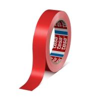 Упаковочная ПВХ лента tesa® 60404 класса Премиум, Красная, 67мкр