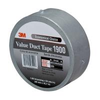 Тканевая лента 3М™ 1900 Duct tape, 170мкр, 50м:50мм