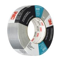 Тканево-армированная лента 3М 3939 Duct tape, 230мкр, 54,8м:48мм