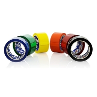Упаковочная ПП лента UNIBOB600, Цветная, 45 мкр, 66м:48мм