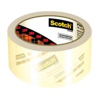 Упаковочная лента Scotch® на ПП основе, 40мкр, 50м:48мм