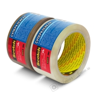 Упаковочная ПП лента Scotch® суперклейкая, 41мкр, 50м:48мм