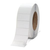 Этикетки 3M™ 7871 для термо печати, Белый глянцевый, 50х25мм