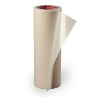 Флексографская ПВХ лента tesa® 64602 для гофрокартона, 100мкр
