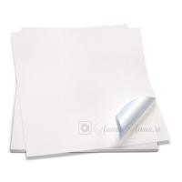 Лист этикеточный 3M 7850 для лазерной печати, Белый матовый, А4